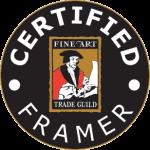 Guild Certified Framer logo