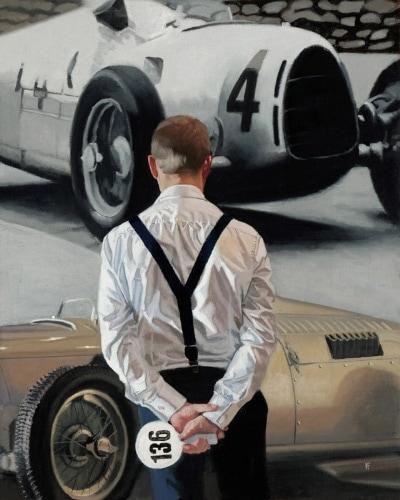 Iain Faulkner - Auction Day