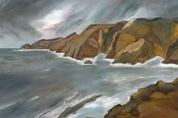 Gillian McDonald - Coastal Storm II
