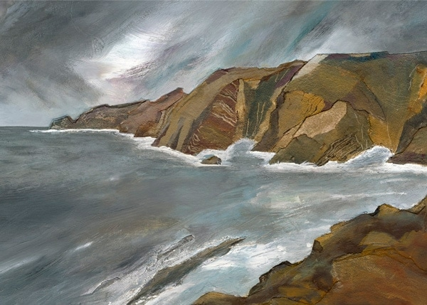 Gillian McDonald - Coastal Storm II