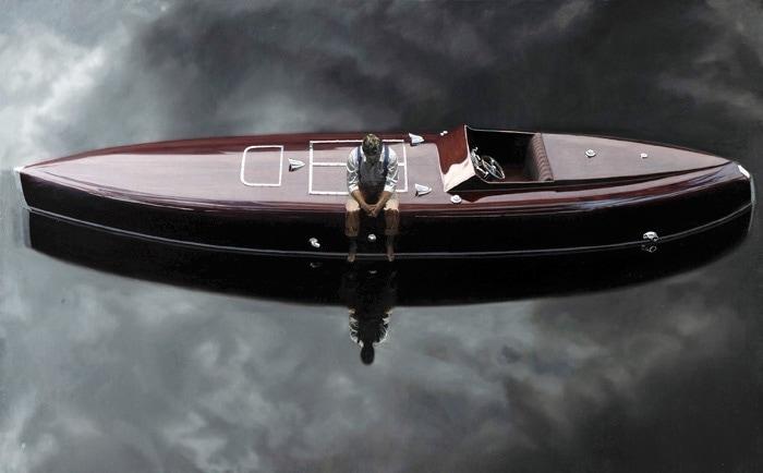 Iain Faulkner - Adrift II
