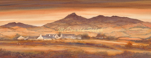 Gillian McDonald - Autumn Bennachie