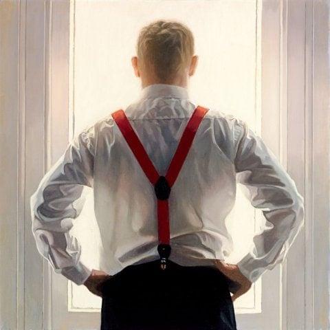 Iain Faulkner - Back I