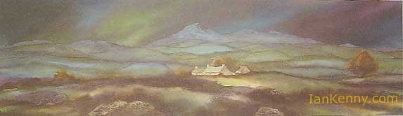 Gillian McDonald - Bennachie II