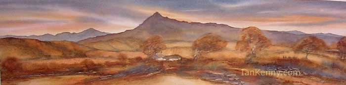 Gillian McDonald - Bennachie