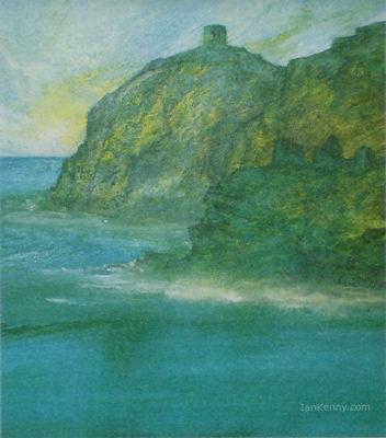 Gillian McDonald - Blue Lagoon