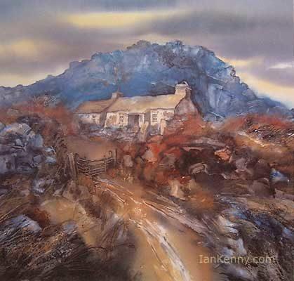 Gillian McDonald - Blue Mountain