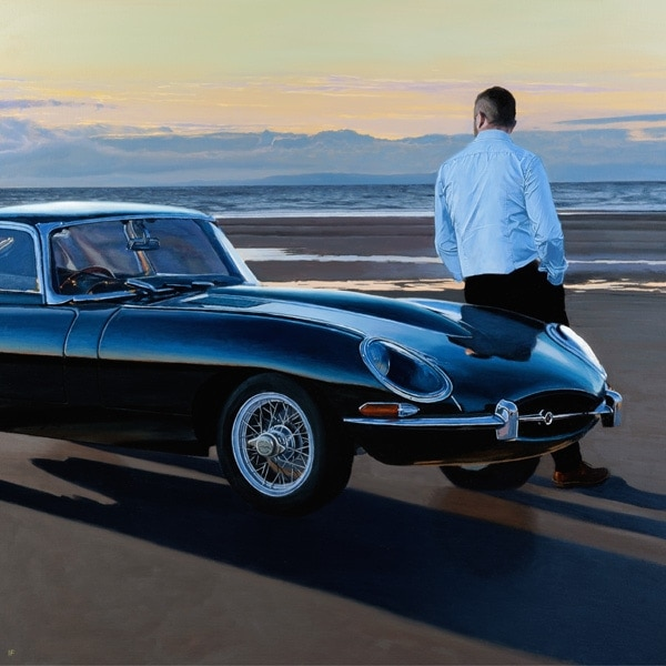 Iain Faulkner - A Break in the Journey