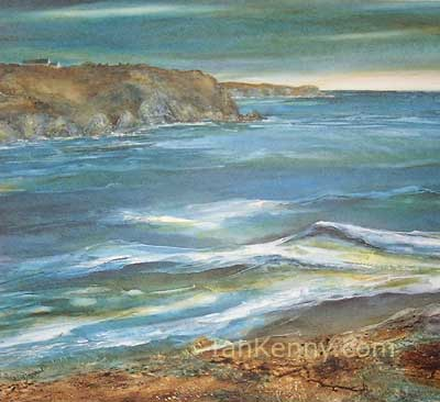 Gillian McDonald - Breaking Waves