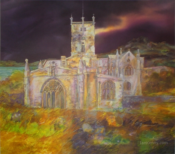 Gillian McDonald - Cathedral I