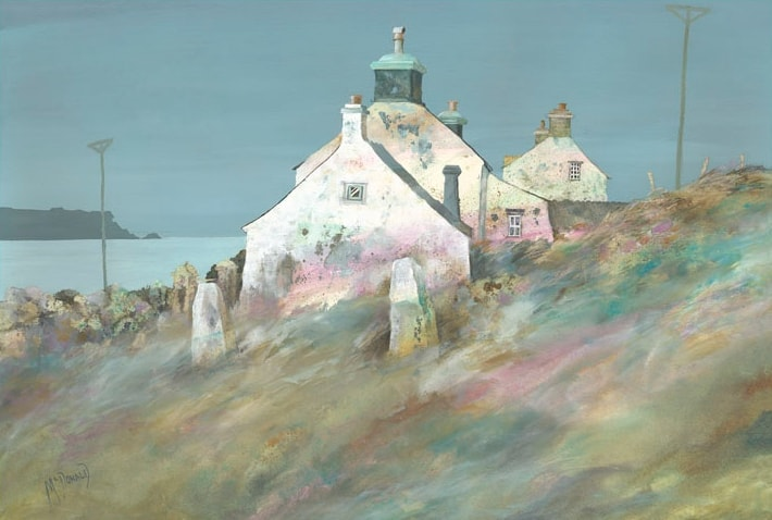 Gillian McDonald - Coastal Cottage 1