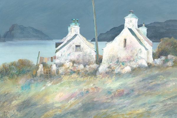 Gillian McDonald - Coastal Cottage II