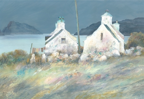 Gillian McDonald - Coastal Cottage II