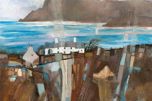 Gillian McDonald - Coastal Fields I