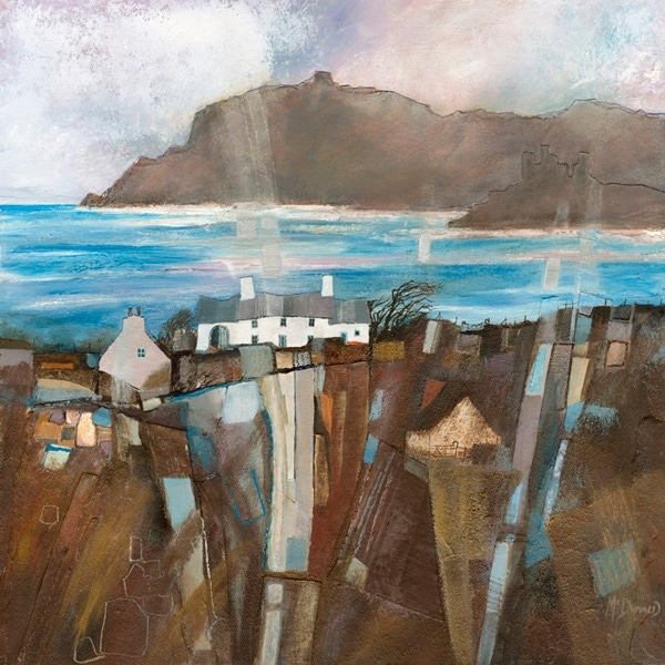 Gillian McDonald - Coastal Fields I