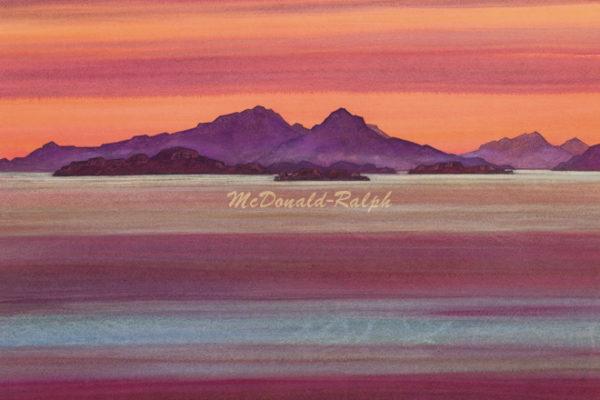 Gillian McDonald - Coastal Light II