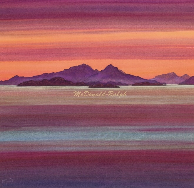Gillian McDonald - Coastal Light II