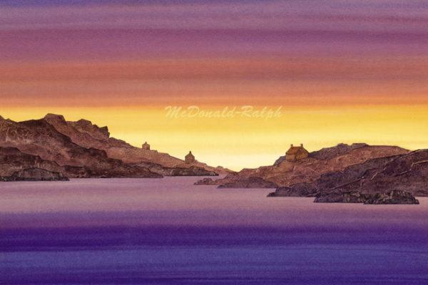Gillian McDonald - Coastal Light I