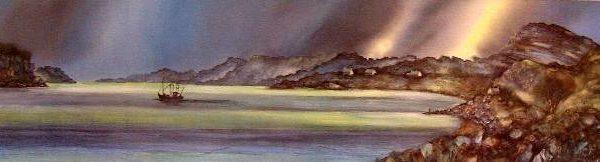 Gillian McDonald - Coastal Light
