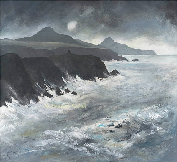 Gillian McDonald - Coastal Storm