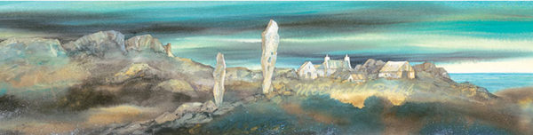 Gillian McDonald - Colonsay