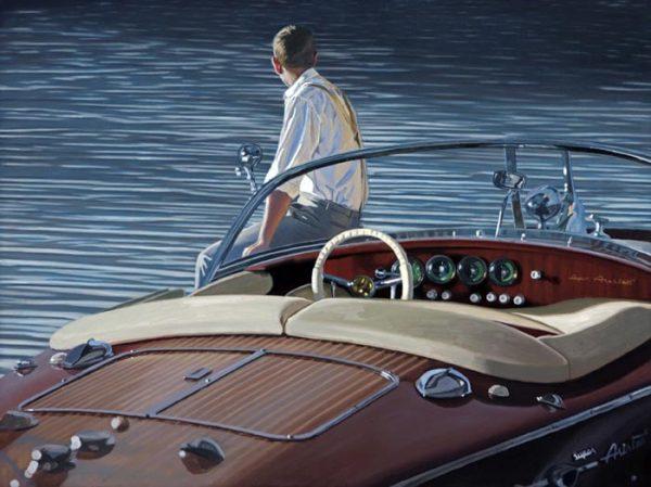Iain Faulkner - Contemplating Return