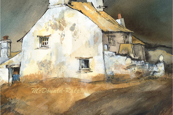 Gillian McDonald - Cottage I