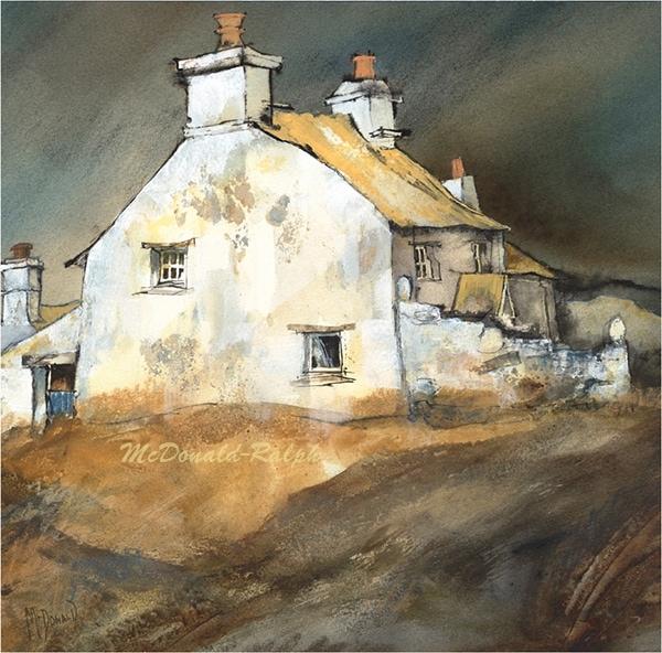 Gillian McDonald - Cottage I