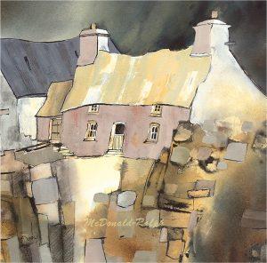 Gillian McDonald - Cottage II