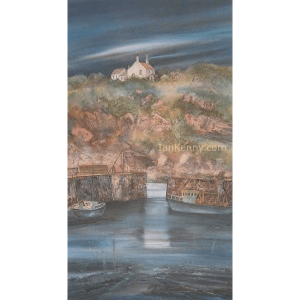 Gillian McDonald - Crail Harbour