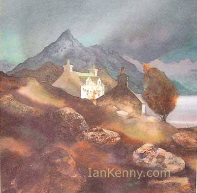 Gillian McDonald - Croft on Skye