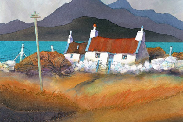 Gillian McDonald - Cuillins Croft