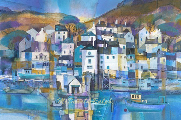 Gillian McDonald - Dittisham I