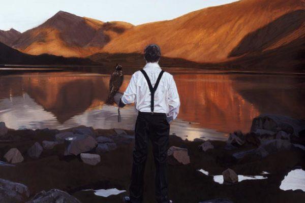 Iain Faulkner - Falconer, Loch Etive
