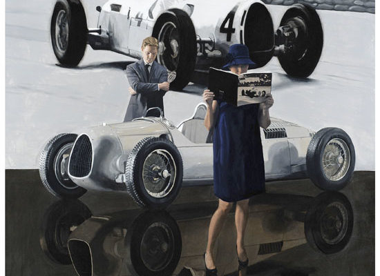 Iain Faulkner - Final Viewing