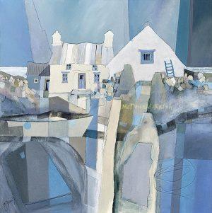 Gillian McDonald - Fishermans Cottage I
