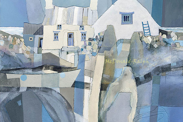 Gillian McDonald - Fishermans Cottage I