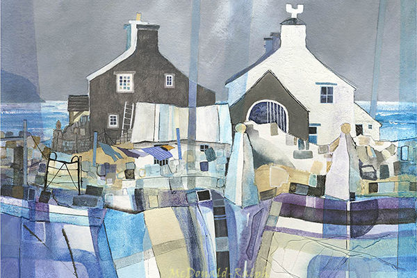 Gillian McDonald - Fishermans Cottage II