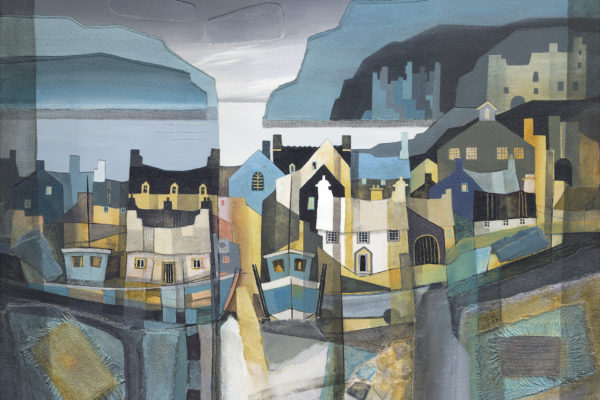 Gillian McDonald - Fishing Village V