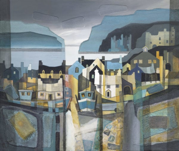 Gillian McDonald - Fishing Village V