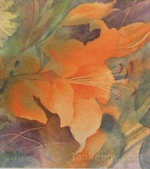 Gillian McDonald - Garden Blaze I