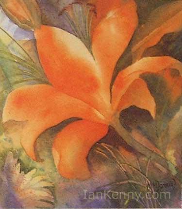 Gillian McDonald - Garden Blaze II