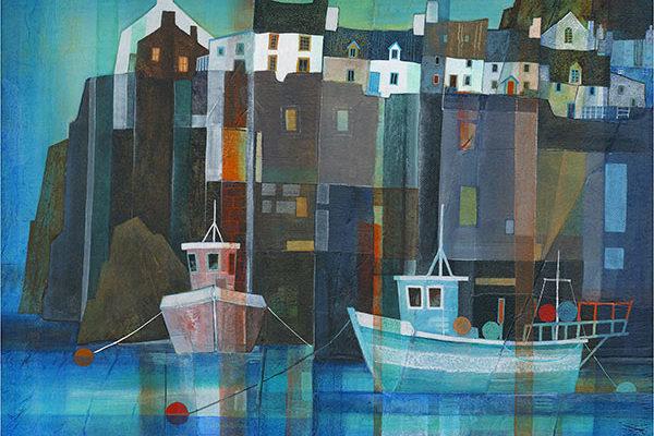 Gillian McDonald - Harbour Wall