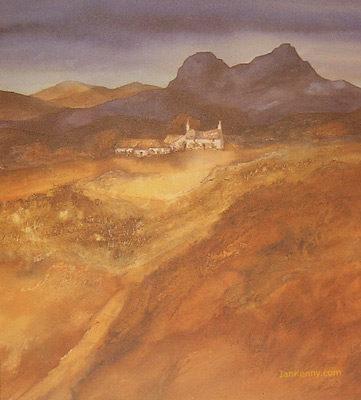 Gillian McDonald - Highland Colour I