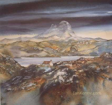 Gillian McDonald - Highland Loch