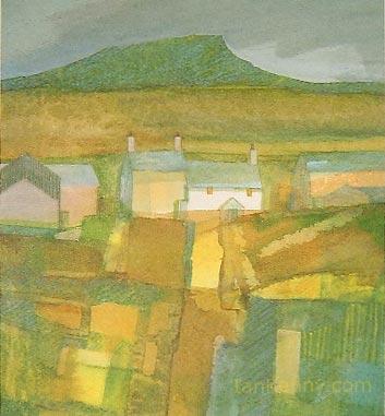 Gillian McDonald - Hill Farm I