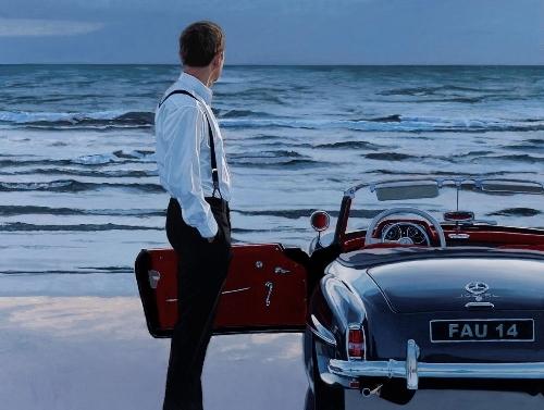Iain Faulkner - Horizon
