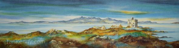 Gillian McDonald - Isle of Arran