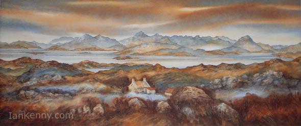 Gillian McDonald - Isle of Skye II