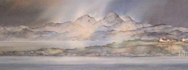 Gillian McDonald - Jura View